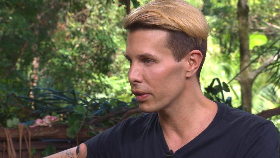 Dschungelcamp 2017 Dank Fräulein Menke Hat Florian Wess Keine Angst