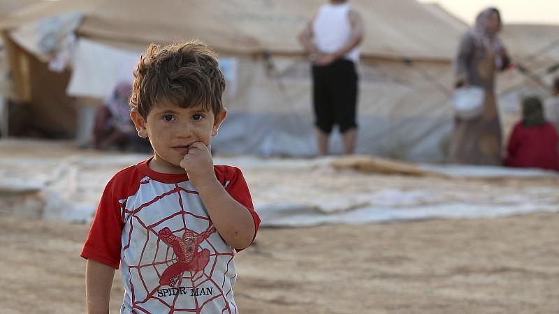 Syrien: Drei Millionen Kinder auf der Flucht