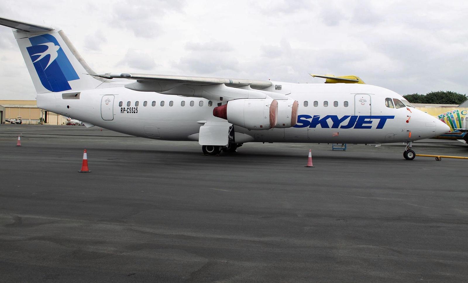 Passagierflugzeug Höhe