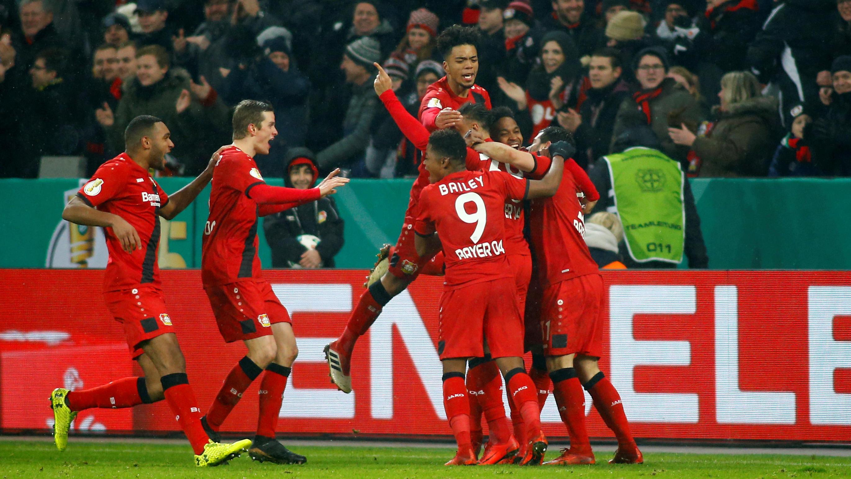 Bremen Leverkusen Dfb Pokal