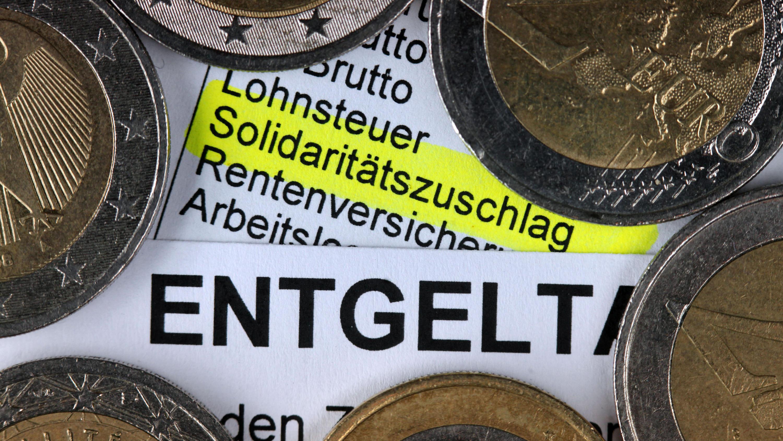 Solidaritätszuschlag Wer Zahlt