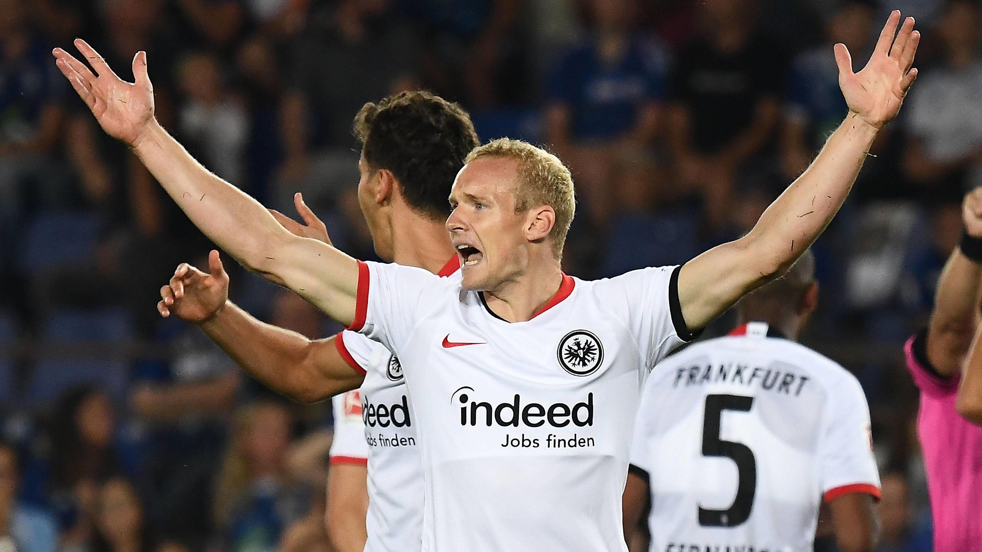 Eintracht Frankfurt Strassburg