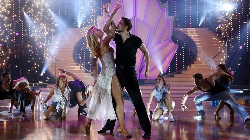Lets Dance 2014 Alexander Klaws Bekommt Von Joachim Llambi Elf Punkte