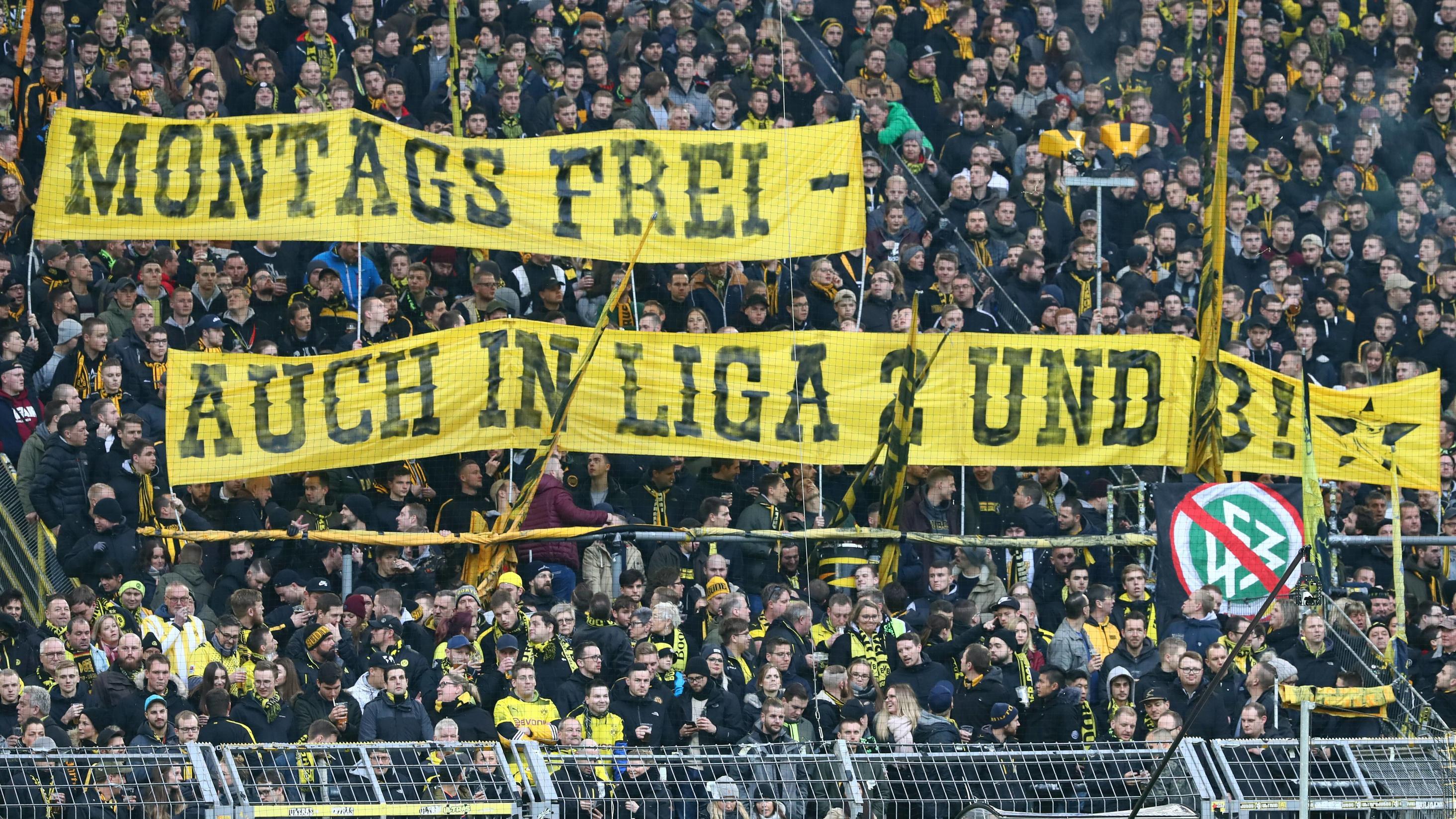 Montagsspiele 2. Bundesliga
