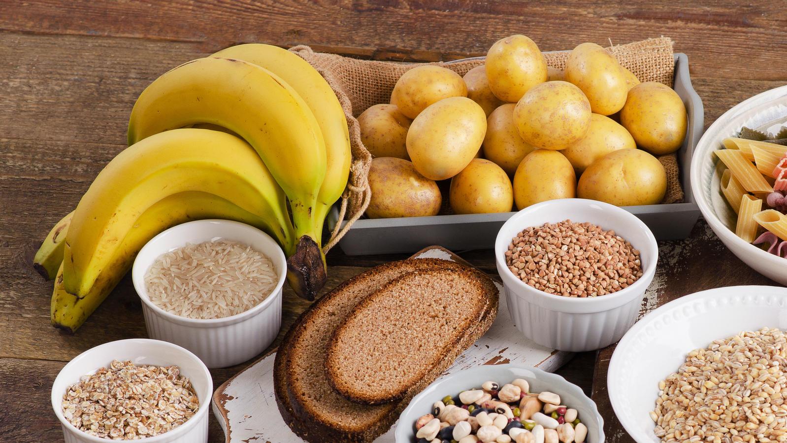 Lebensmittel mit überraschend vielen Kohlenhydraten
