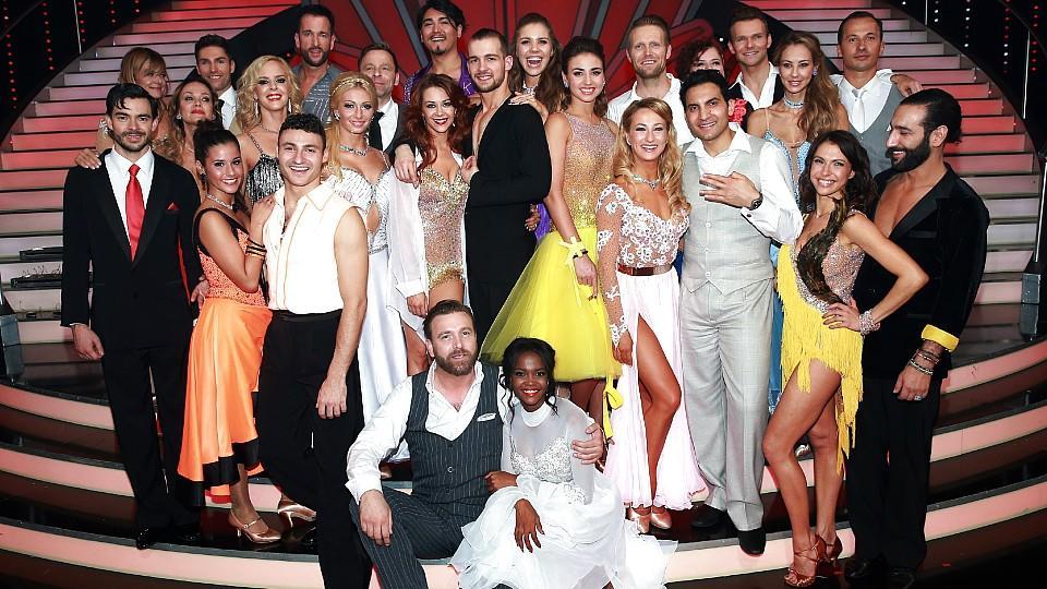 Lets Dance 2016 Das Tanzen Die Kandidaten In Der Zweiten Show