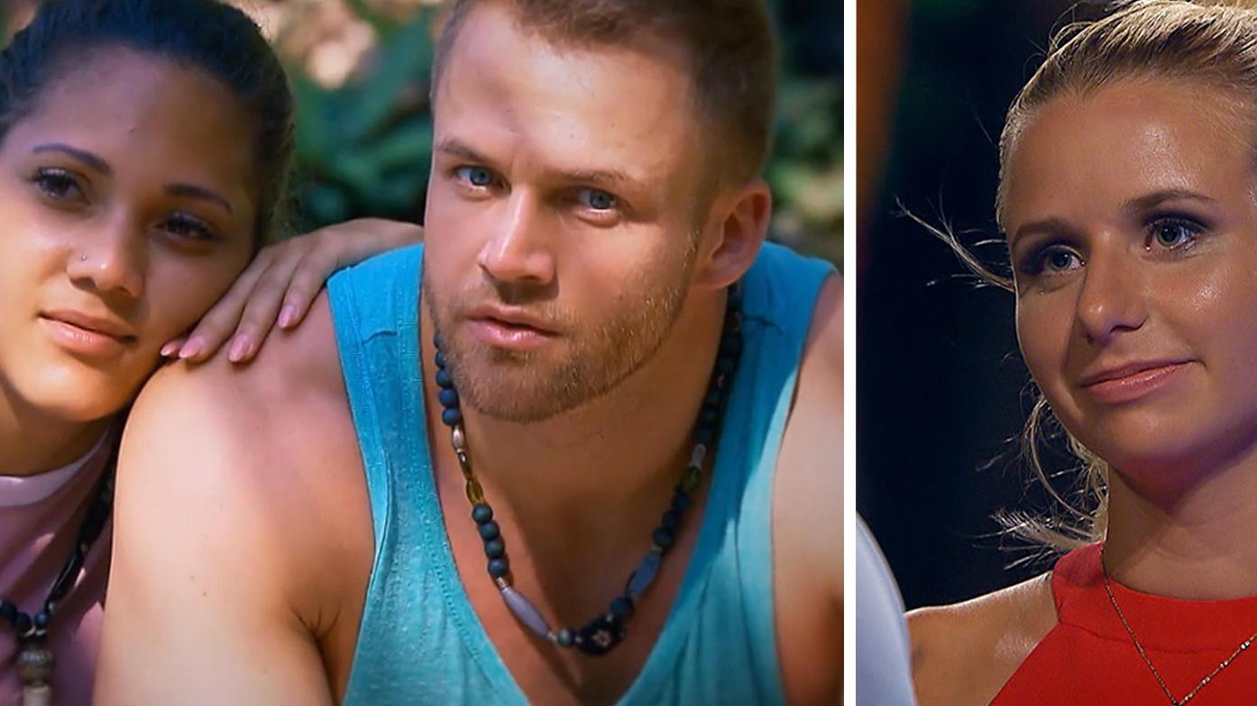 Bachelor In Paradise 2018 Sind Philipp Stehler Und Pamela Gil Mata