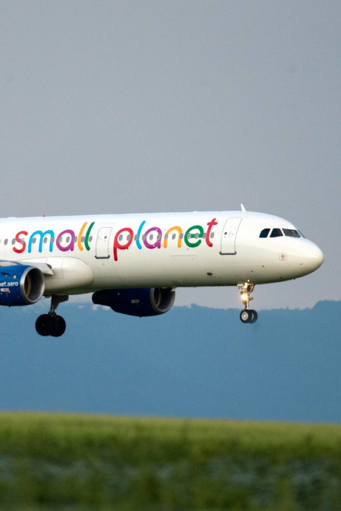 Airline Small Planet Ist Pleite Das Müssen Passagiere Jetzt Wissen