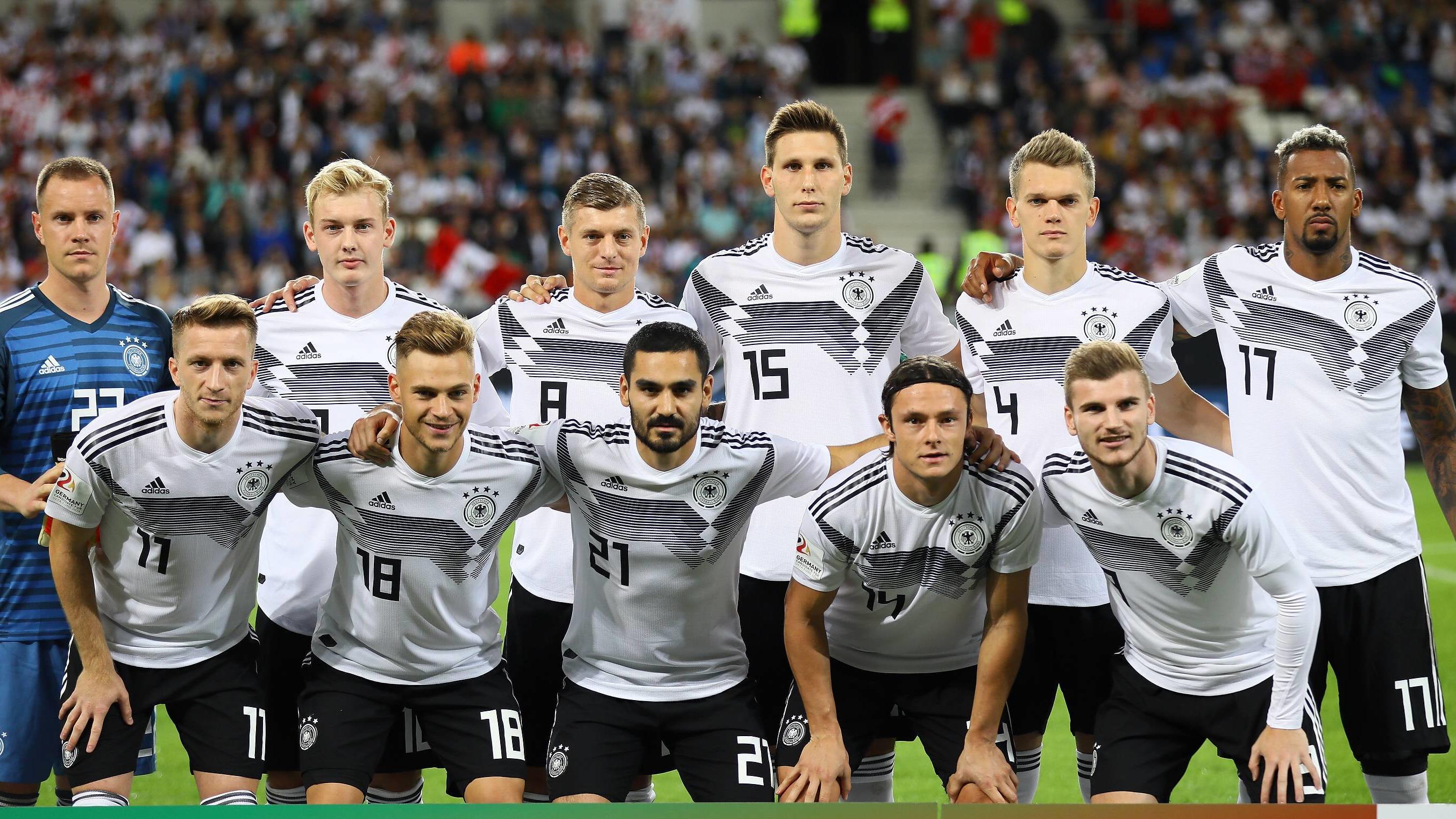 Spielplan Der Deutschen Nationalmannschaft Bei Der Em