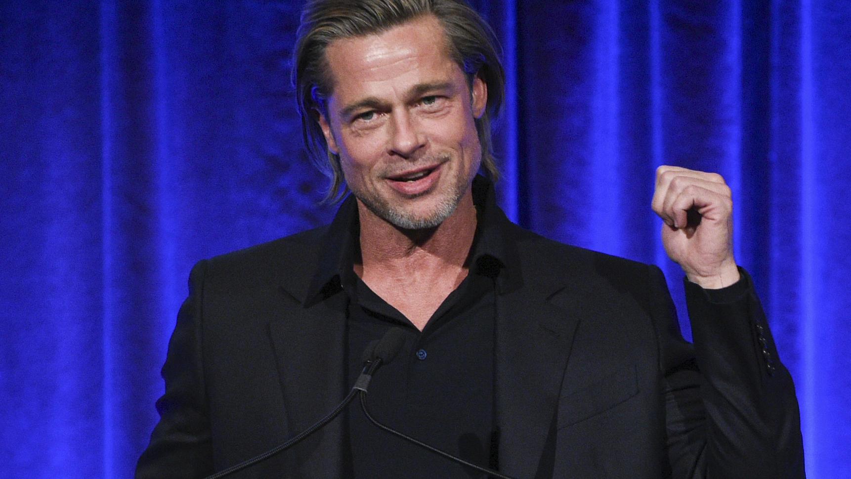 Groupons hottest deal ever: A chance to meet Brad Pitt