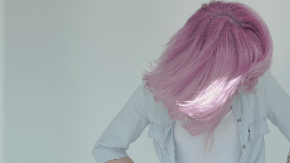 Rosa Haare Färben So Gelingt Der Angesagte Pastell Look