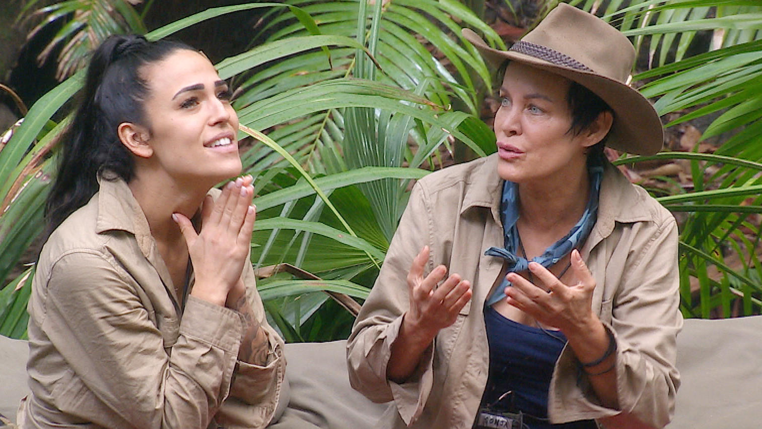 Dschungelcamp 2020 Das Sind Alle Dschungelkonige