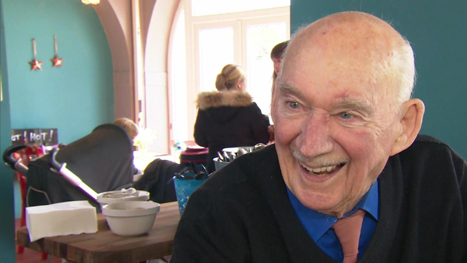 Keine Lust auf Rente: 90-jähriger Opa will wieder arbeiten