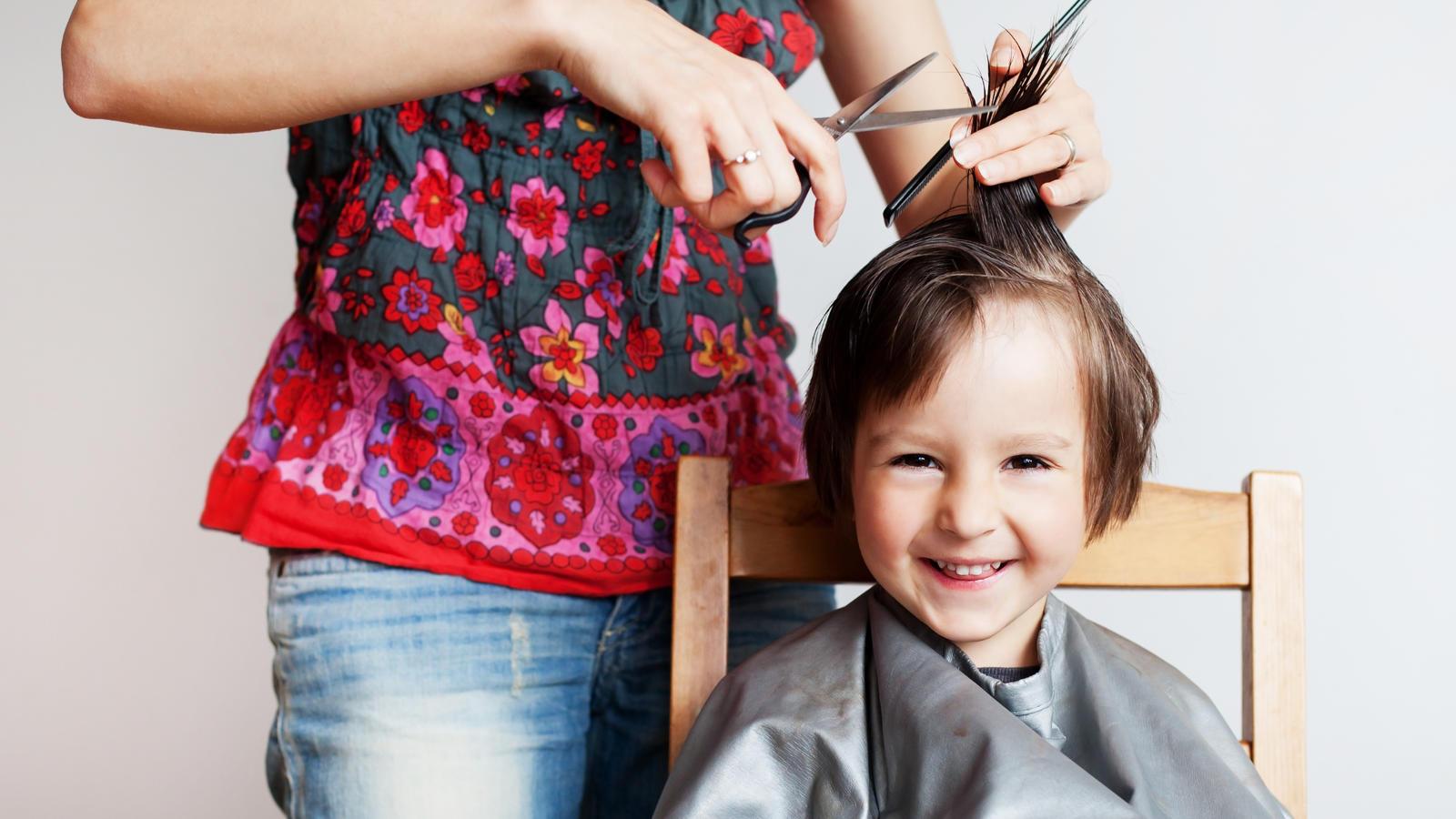Schnipp Schnapp Hübsche Und Praktische Kinderfrisuren