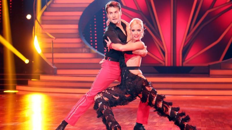 Lets Dance 2014 Alexander Klaws Zeigt Einen Cha Cha Cha