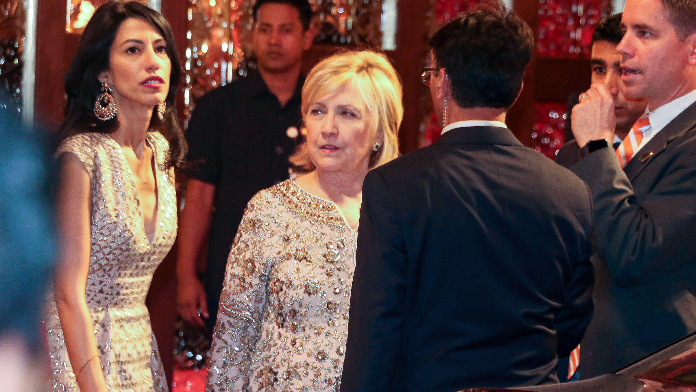 Indische Hochzeit Fur 100 Millionen Dollar Hier Tanzt Hillary