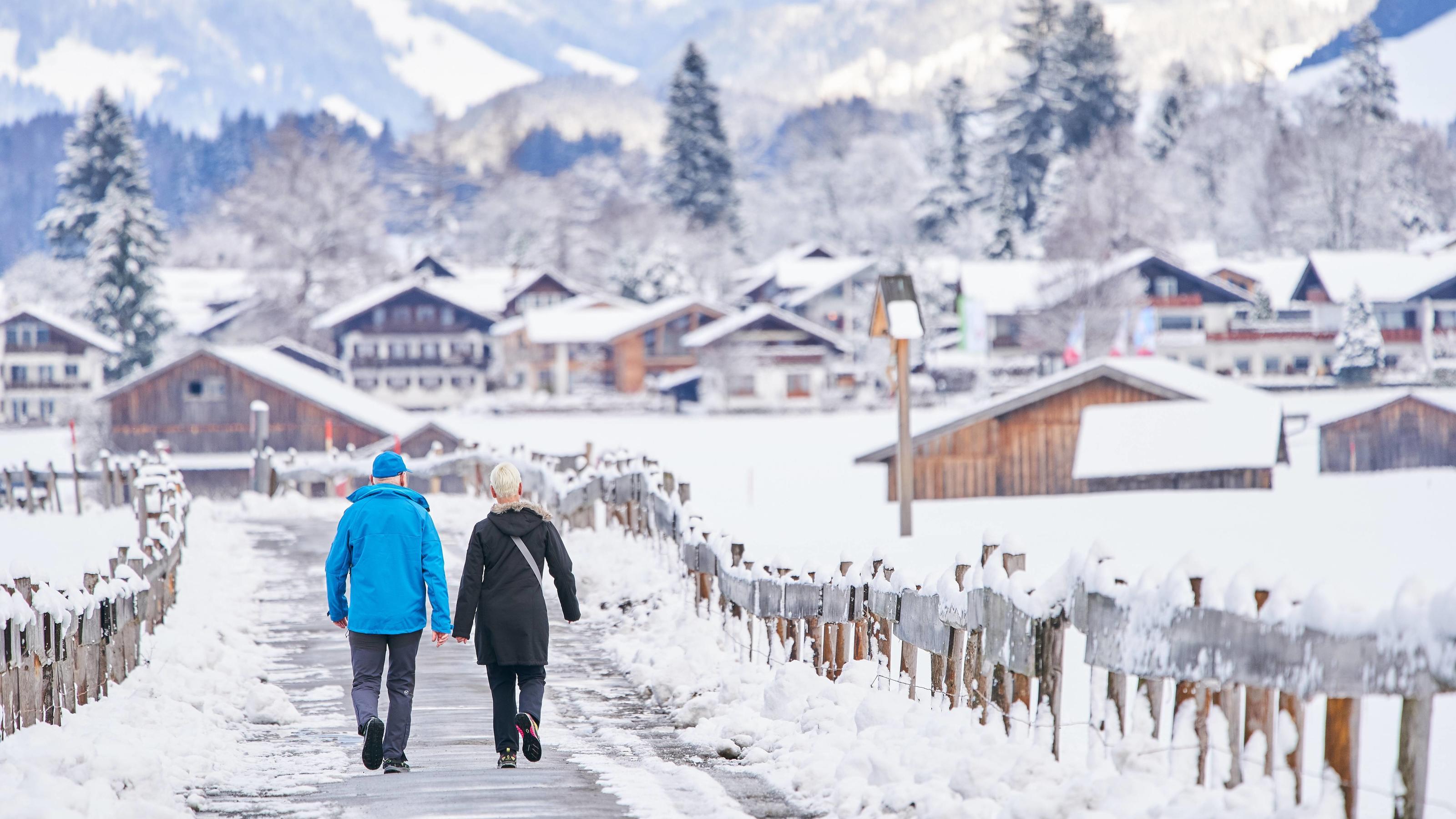 Wetter Oberstdorf 30 Tage