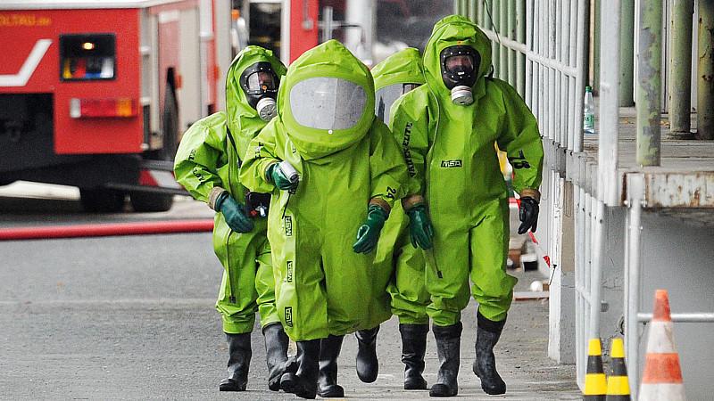 Chemieunfall Deutschland