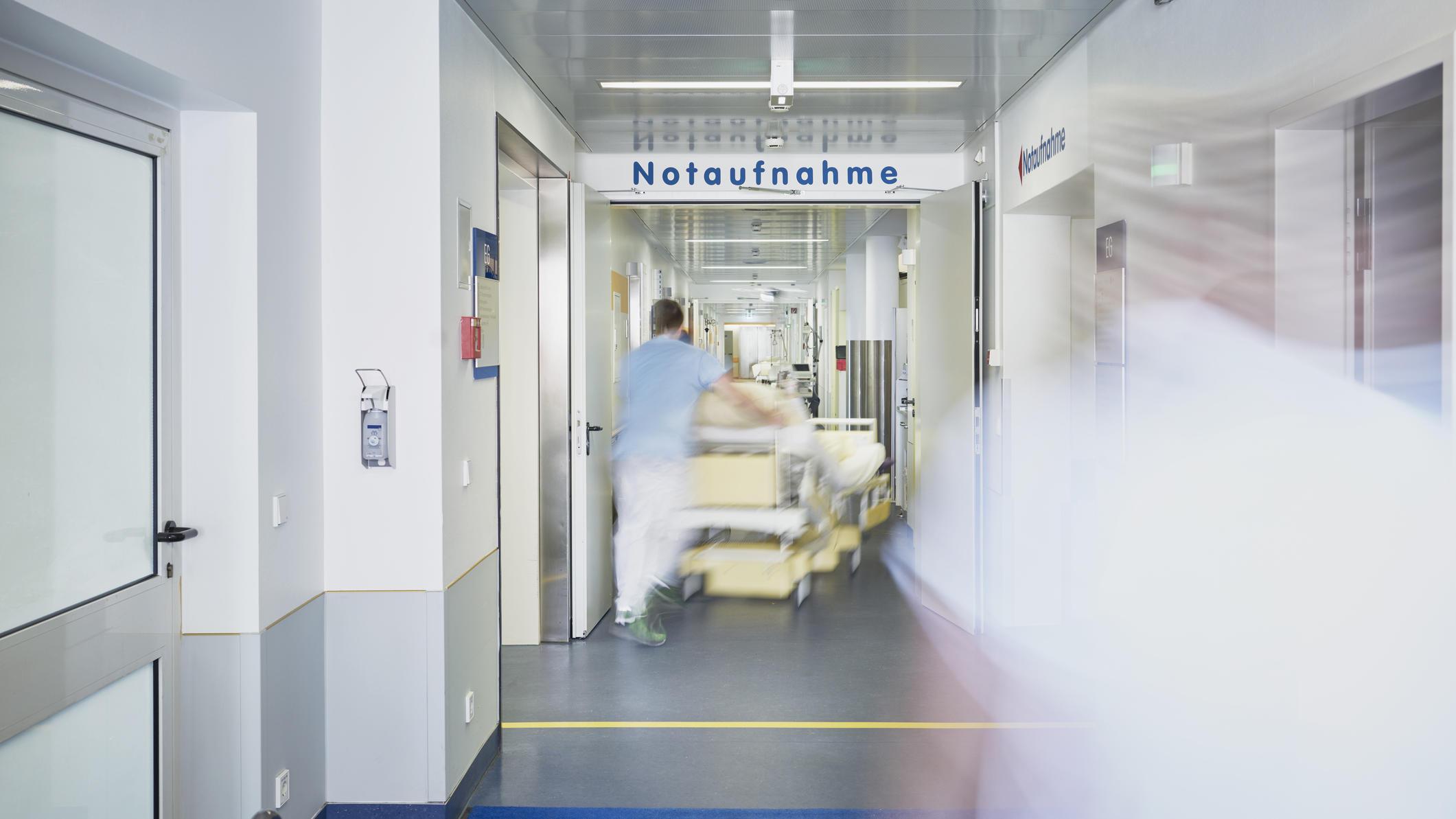 Sterben Im Krankenhaus