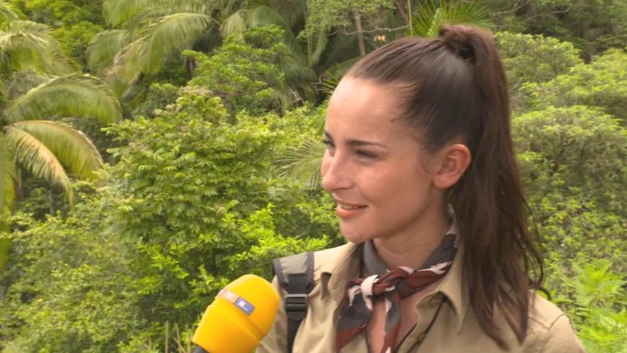 Dschungelcamp 2017 So äußert Sich Nicole Mieth Nach Ihrem Aus Bei
