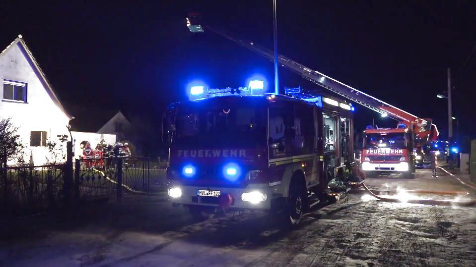 Falkensee: Frau (69) stirbt bei Wohnhausbrand - RTL Online