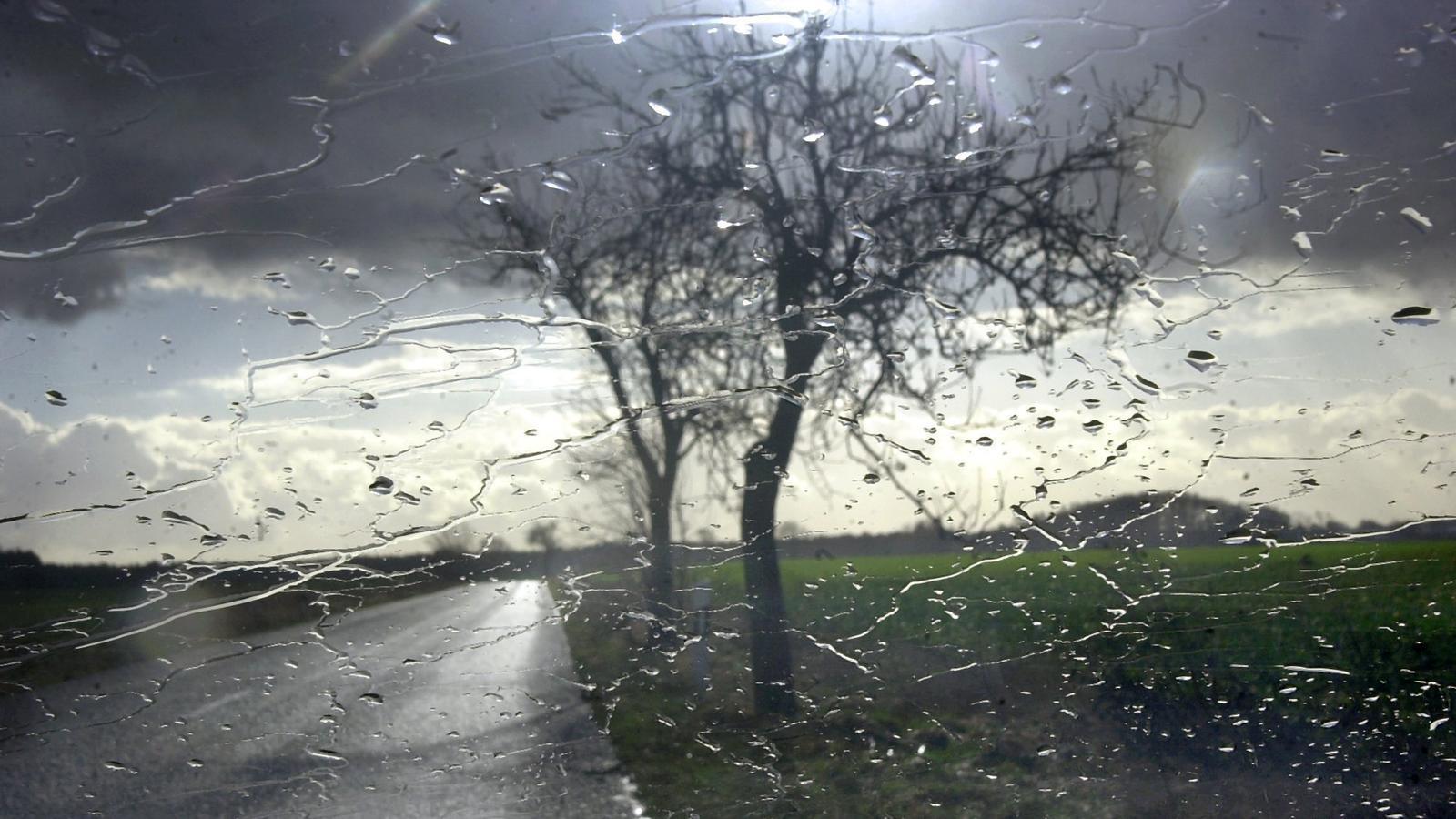 7 Tage Wetter Vom 27022019 Regen Sturm Aber Wenigstens Nicht Kalt