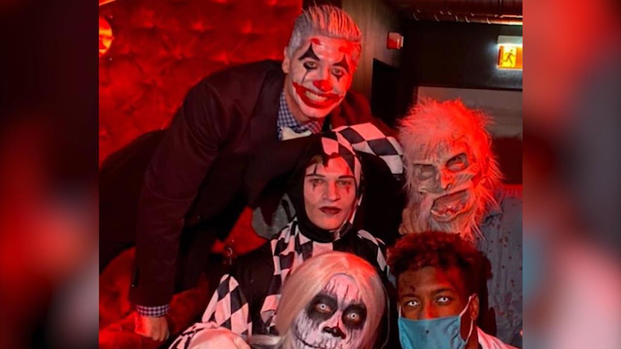 Fc Bayern Halloween Party