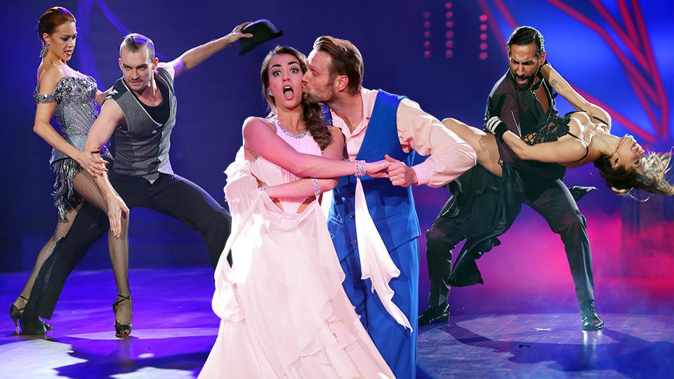 Lets Dance 2016 Das Waren Die Tänze Der Kandidaten In Der Siebten