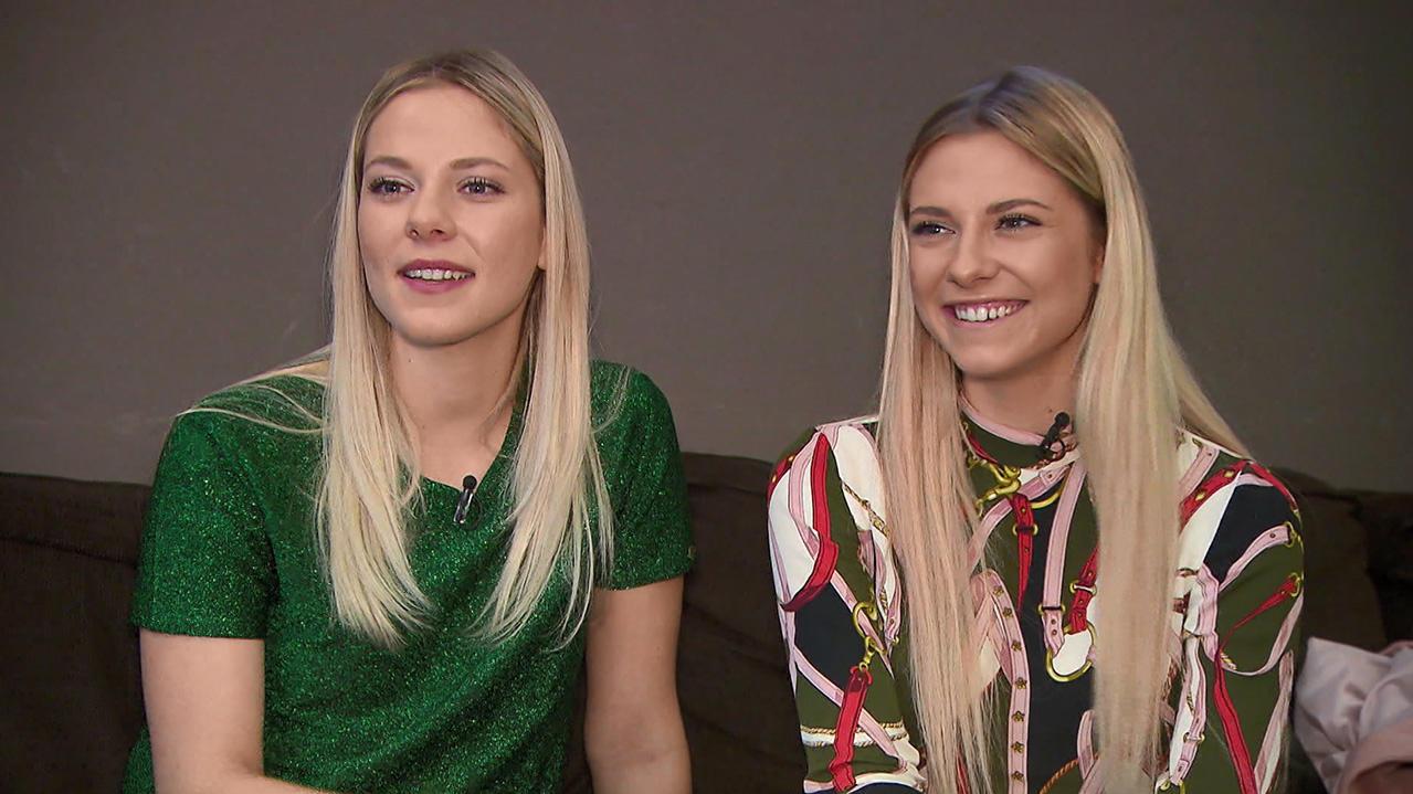 GZSZ-Star Valentina Pahde besucht ihre Schwester Cheyenne