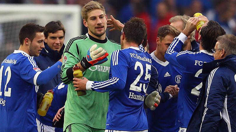 Meisterschaft Schalke