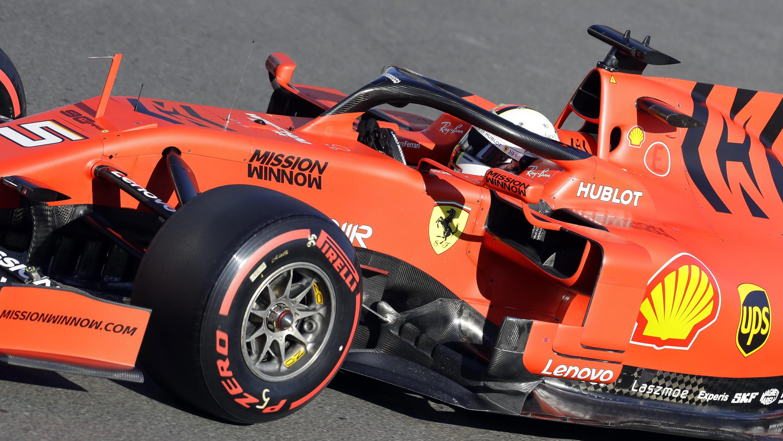 Formel 1 Spanien