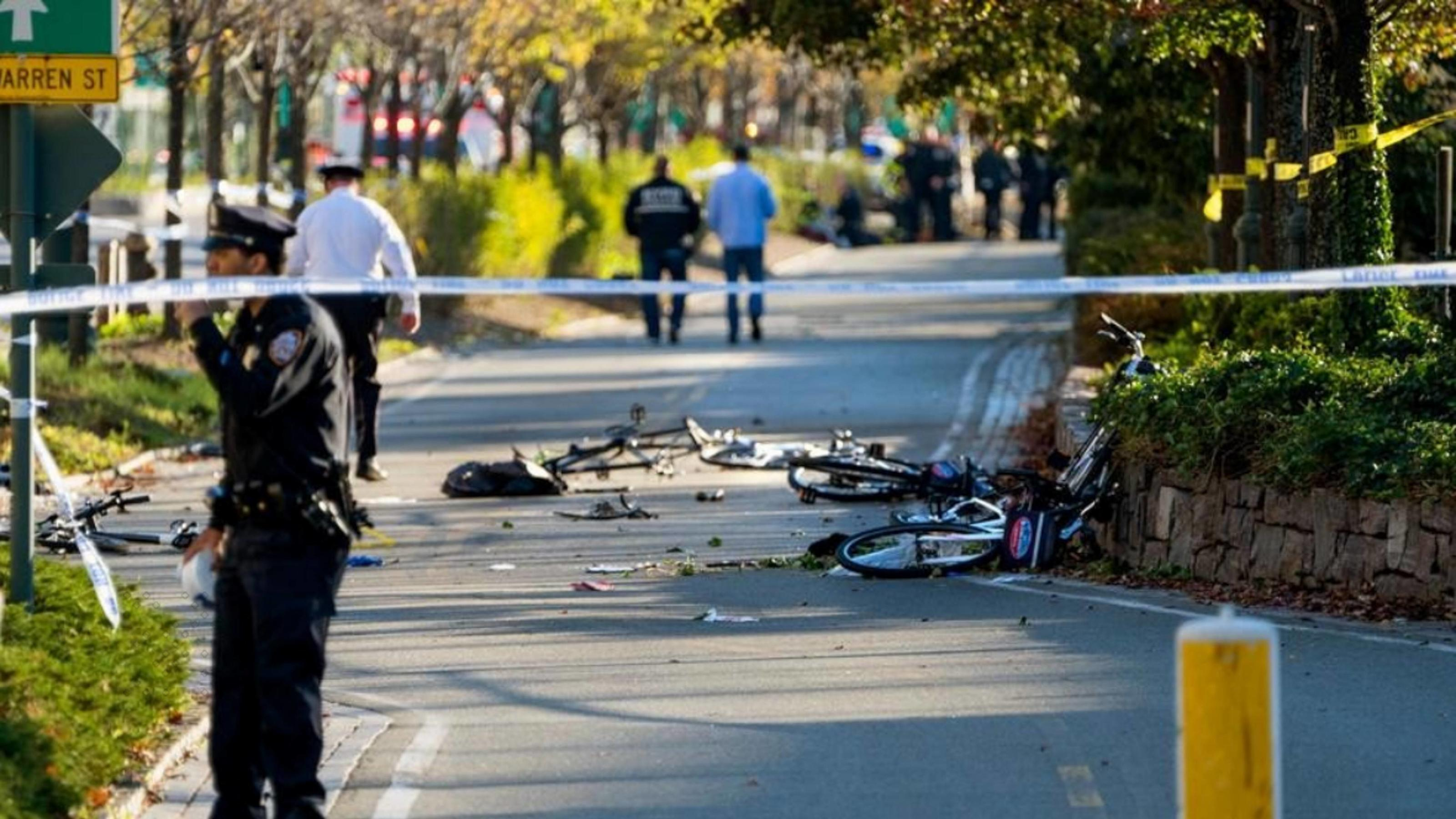 Terroranschlag In New York