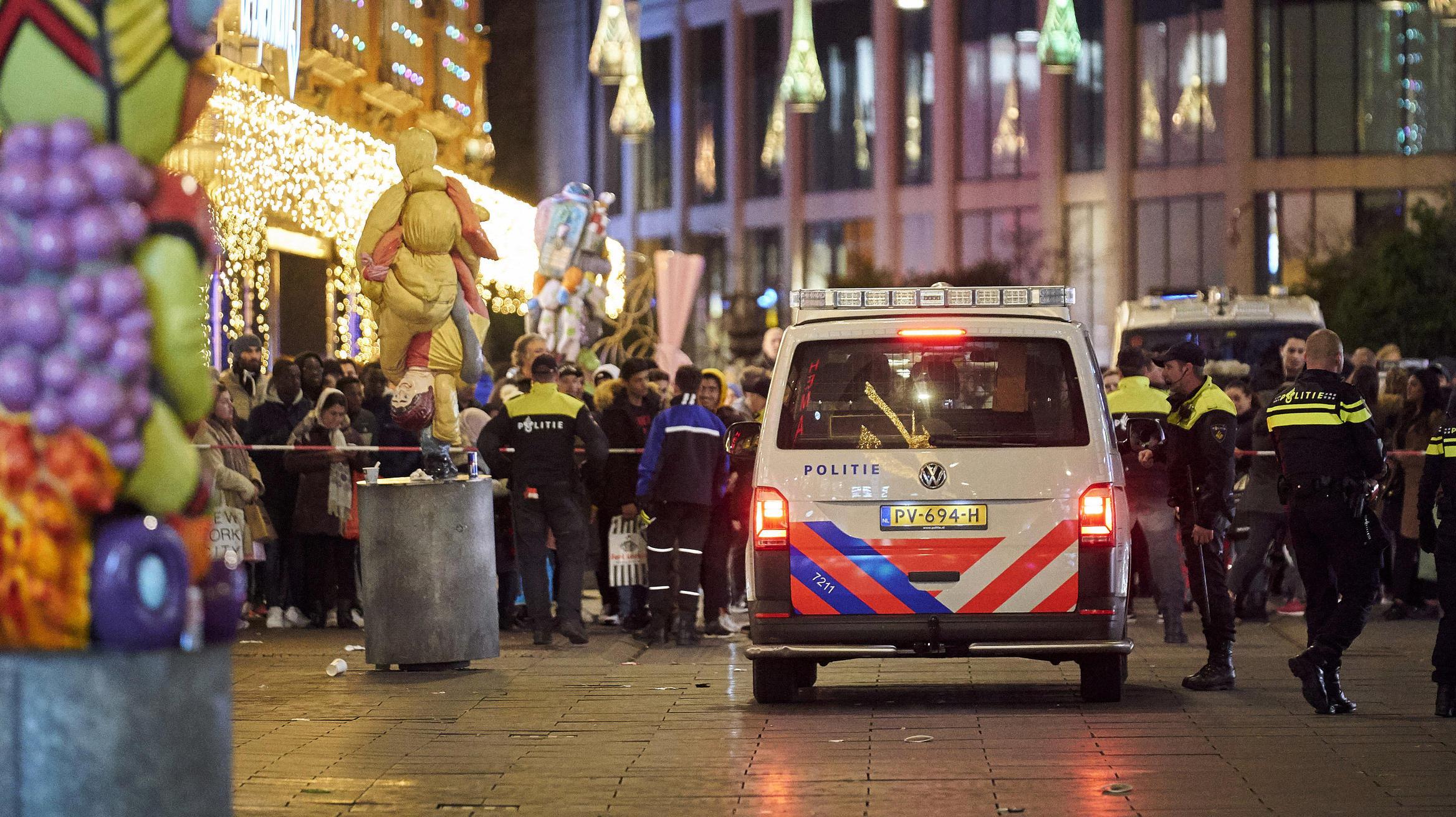 Den Haag: Mann sticht Kinder in Einkaufsstraße nieder - Verletzte aus Krankenhaus entlassen
