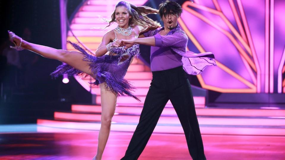alexander klaws lets dance paso doble