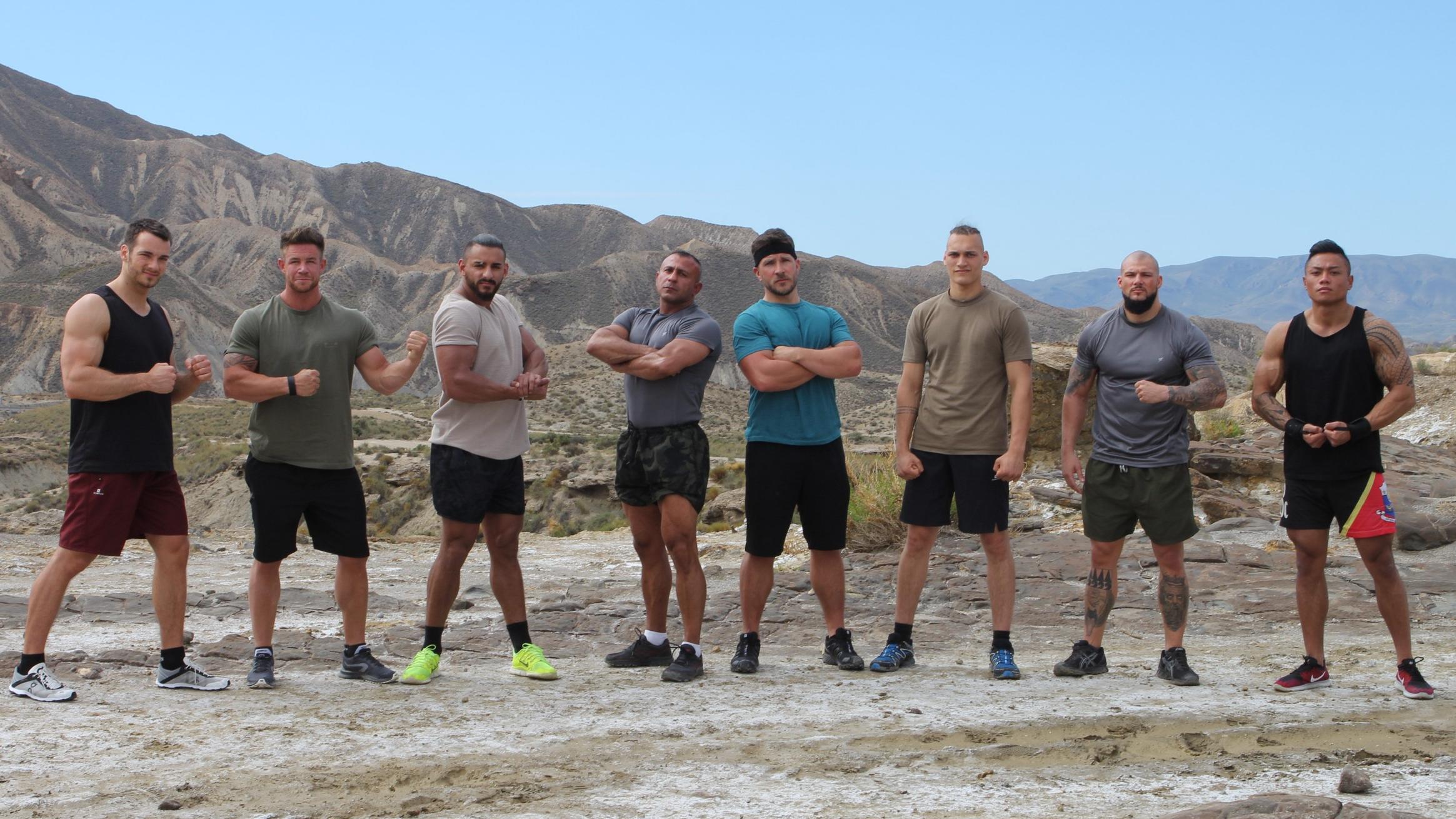 Wüsten Challenge