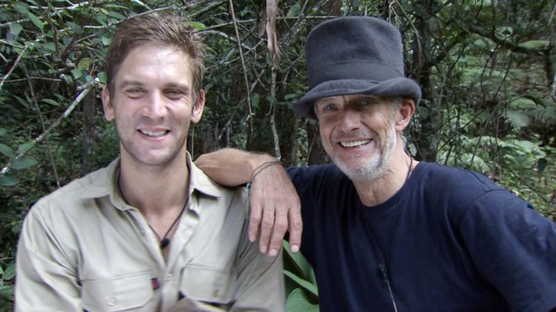 Mannergesprach Im Dschungelcamp Peer Kusmagk Und Mathieu