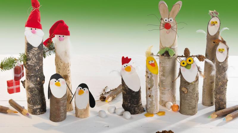 Basteln Zu Weihnachten Süße Wichtel Co