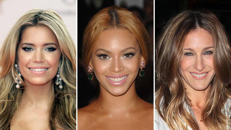 Mittelscheitel Wem Steht Die Trend Frisur