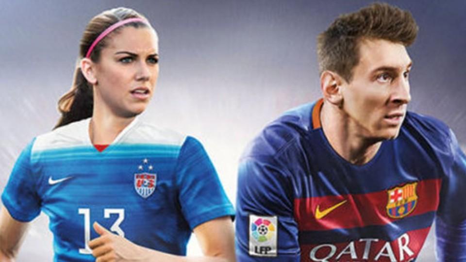 Fifa 2016 Mit Revolution Fifa Reihe Erstmals Mit