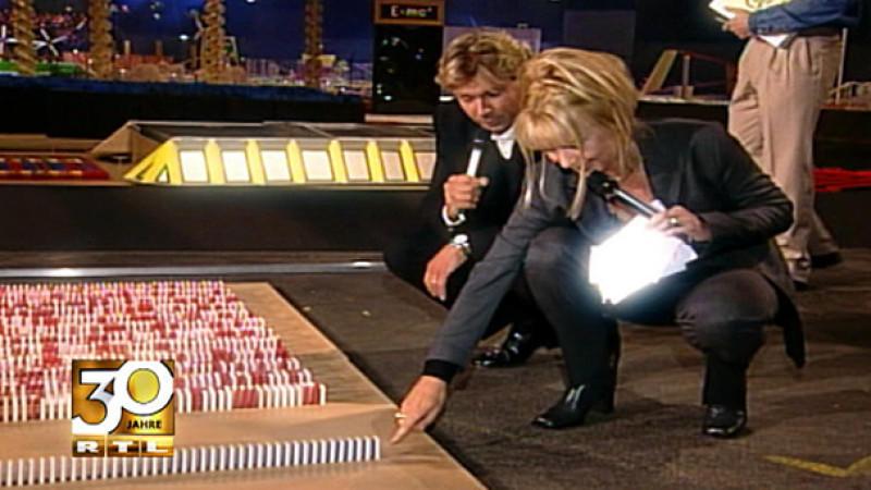 30 Jahre Rtl Die Grosse Jubilaumsshow Ein Neuer Domino Day Steht