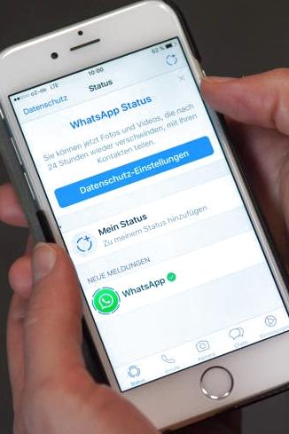 Whatsapp Status Anonym Sehen How To Hide Whatsapp