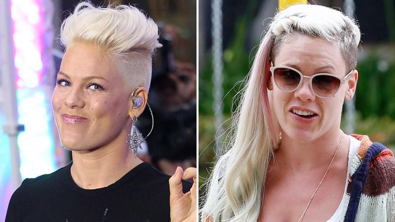 Pink: Kurze vs. lange Haare - welche Frisur steht ihr besser?