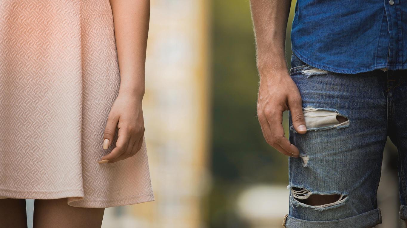 Reinheit der Dating-Beziehungen