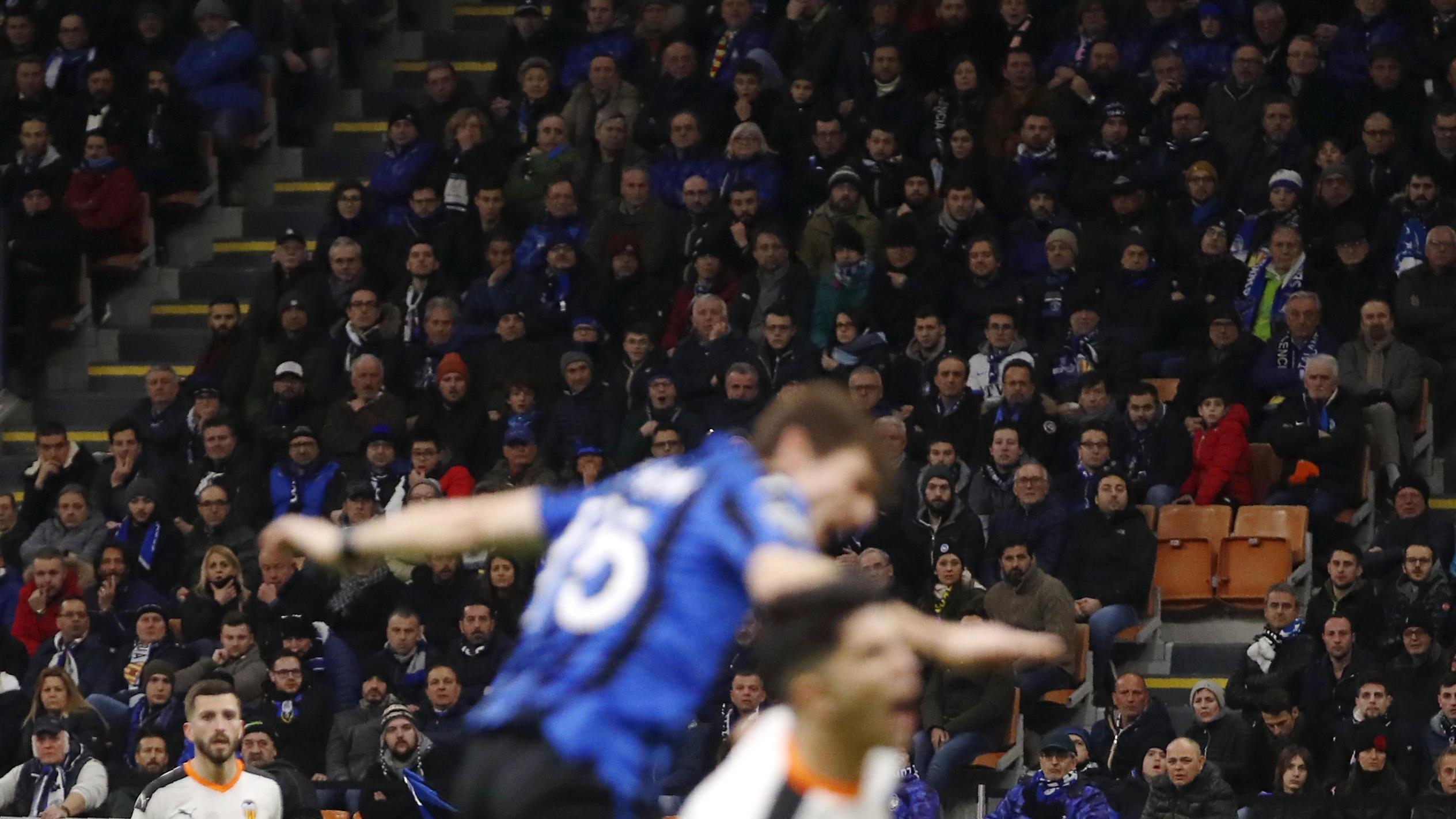 """Bergamo gegen Valencia: War diese Champions-League-Partie eine """"biologische Bombe""""?"""