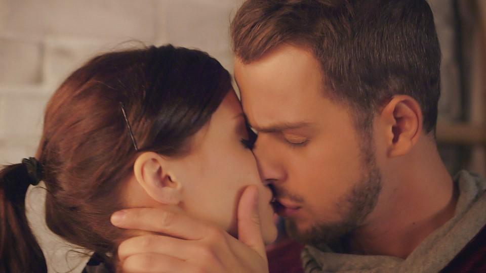 Dating erster Kuss