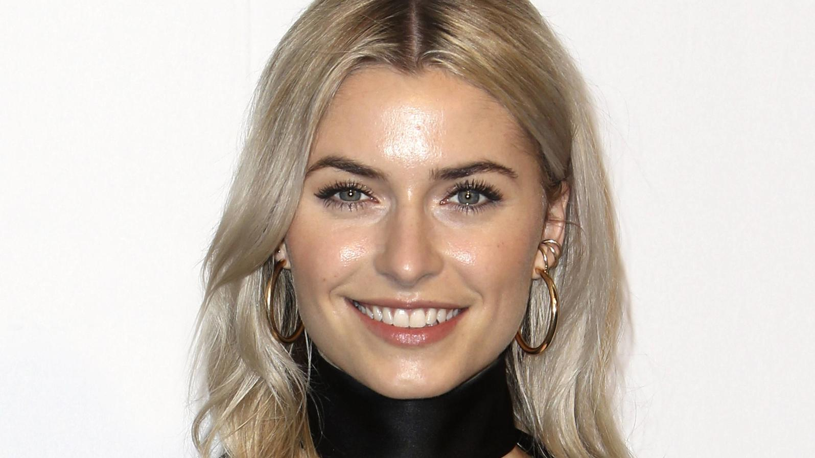 Lena Gercke And Dustin Schone Are A Couple