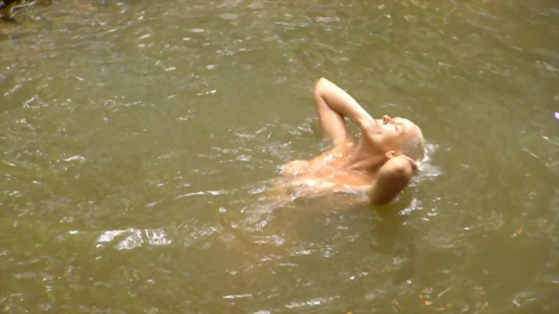 Dschungelcamp 2012 Brigitte Nielsen Oben Ohne