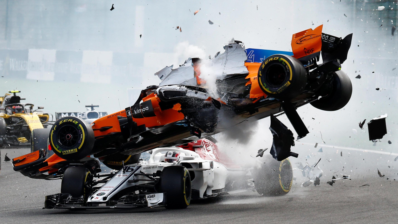 Formel 1 Belgien