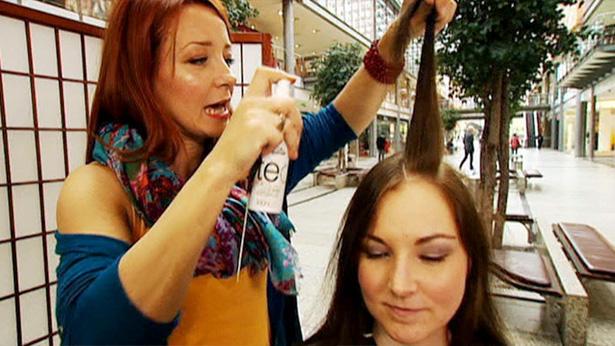 Frisuren Test Welcher Haarschnitt Macht Junger Und Schlanker