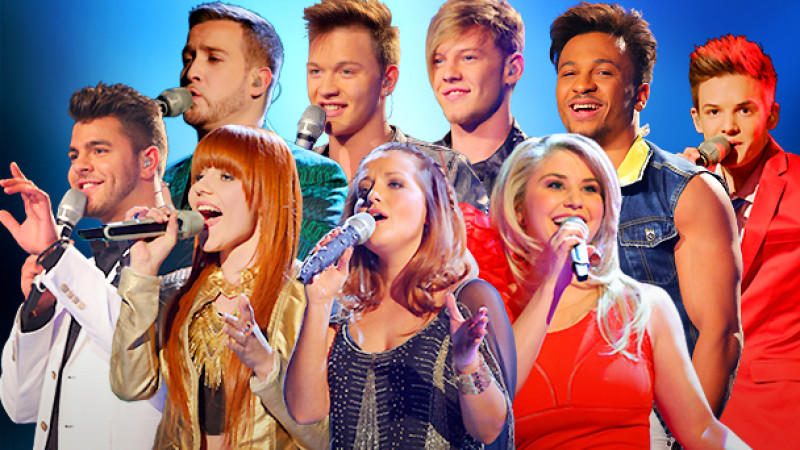 Dsds Songs